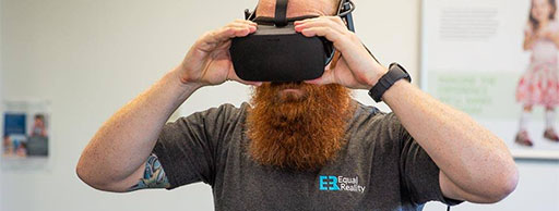 virtual reality training content creation