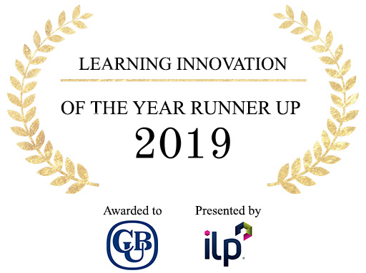 2019 ISP Learning Innovation Award Winner