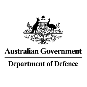 Australian Government Department of Defense Logo VR Simulation Training for Soft Skills Behaviour