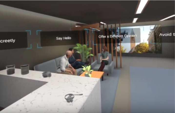 Virtual Reality Diversity Inclusion Training